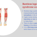 Ruthless Restless Legs Syndrome Causes Strategies Exploited